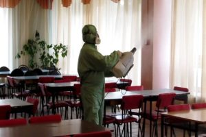 ДЕЗИНФЕКЦИЯ ТОЧЕК ОБЩЕПИТА В Махачкале