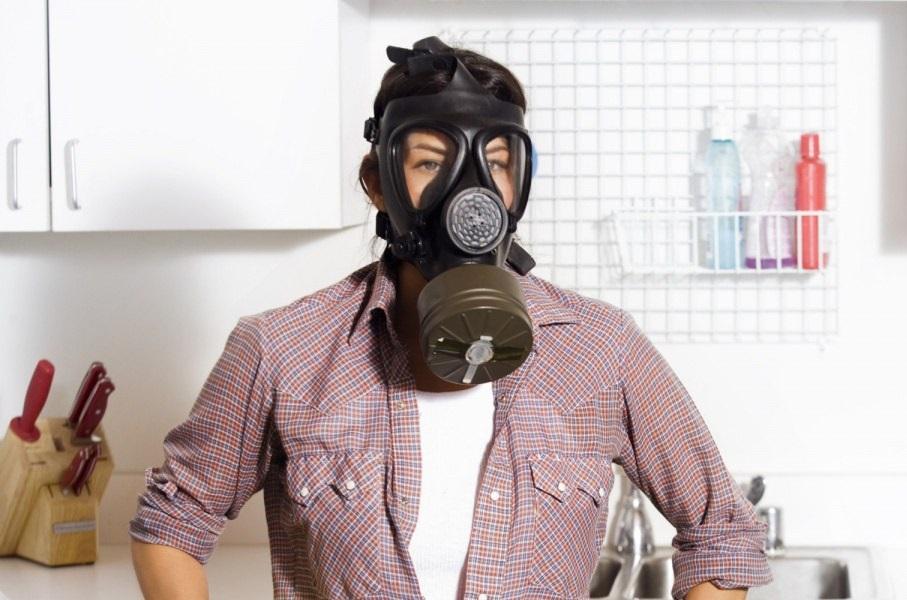 Неприятные запахи в Махачкале